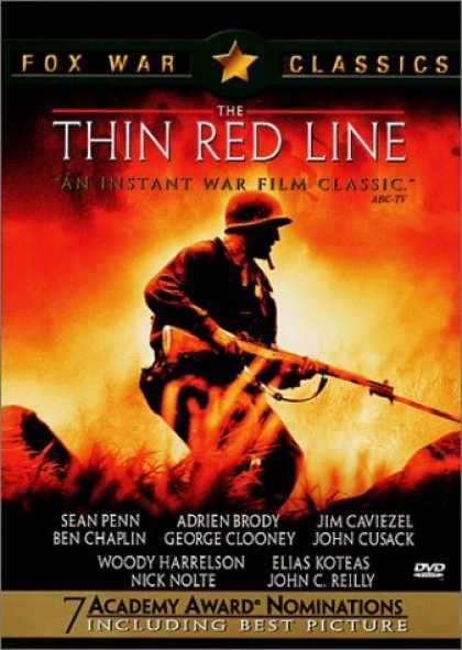 Bestselling Movies (2006) - The Thin Red Line by Terrence Malick