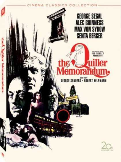 Bestselling Movies (2006) - The Quiller Memorandum by Michael Anderson