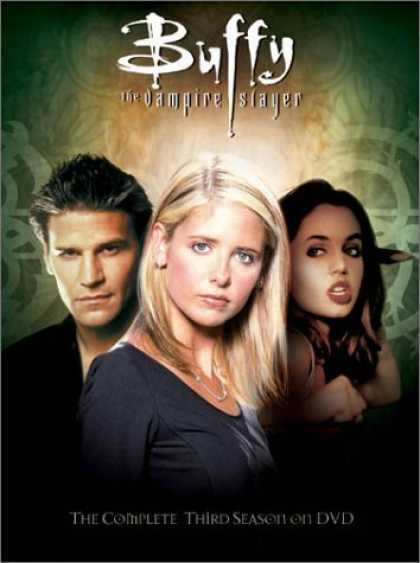 Bestselling Movies (2006) - Buffy the Vampire Slayer - The Complete Third Season