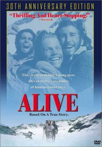 Bestselling Movies (2006) - Alive by Frank Marshall