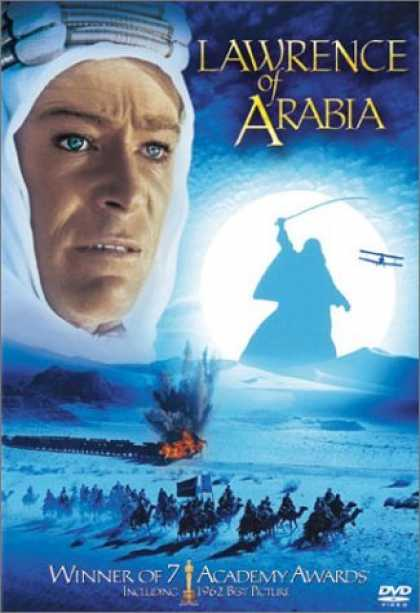Bestselling Movies (2006) - Lawrence of Arabia (Single Disc Edition)