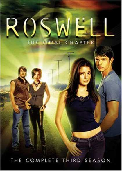Bestselling Movies (2006) - Roswell - The Complete Third Season (The Final Chapter)