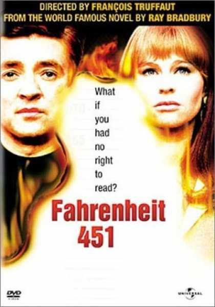 Bestselling Movies (2006) - Fahrenheit 451 by François Truffaut