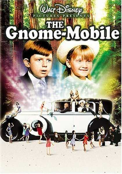 Bestselling Movies (2006) - The Gnome-Mobile by Robert Stevenson