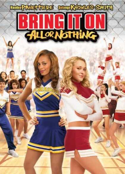 Bestselling Movies (2006) - Bring It On - All Or Nothing (Widescreen) by Steve Rash