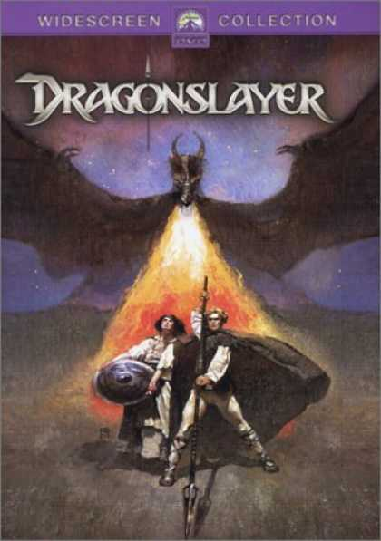 Bestselling Movies (2006) - Dragonslayer by Matthew Robbins