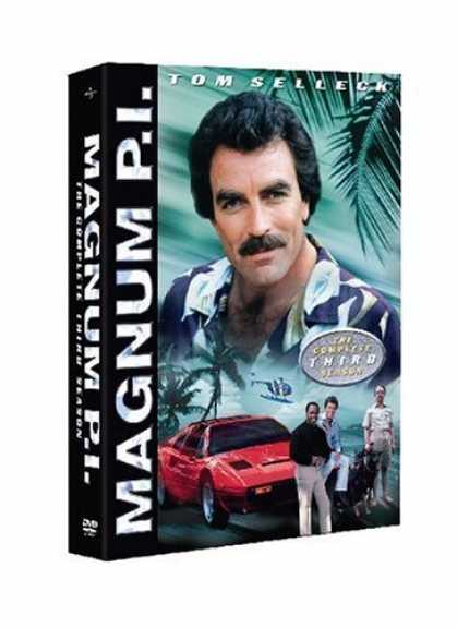 Bestselling Movies (2006) - Magnum, P.I. - The Complete Third Season by Harry Harris