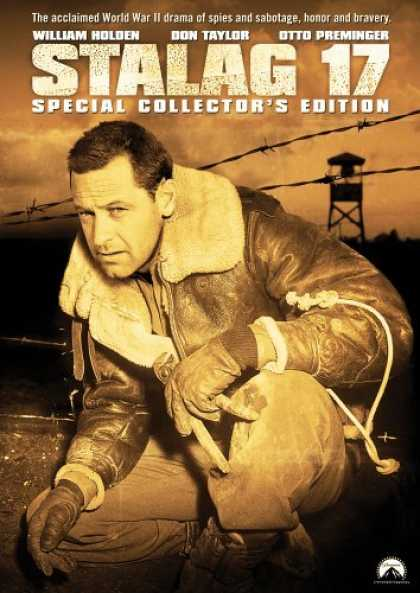 Bestselling Movies (2006) - Stalag 17 (Special Collector's Edition) by Billy Wilder
