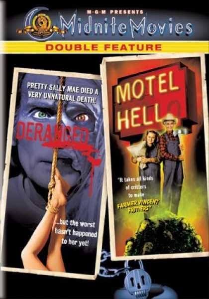 Bestselling Movies (2006) - Deranged/Motel Hell (Midnite Movies Double Feature) by Kevin Connor