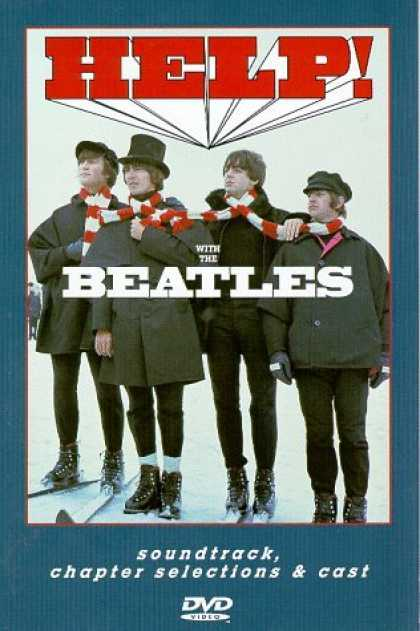 Bestselling Movies (2006) - The Beatles - Help! by Richard Lester