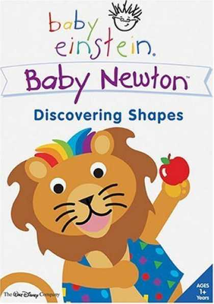 Bestselling Movies (2006) - Baby Einstein - Baby Newton - Discovering Shapes