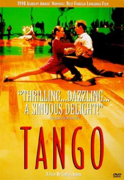 Bestselling Movies (2006) - Tango by Carlos Saura