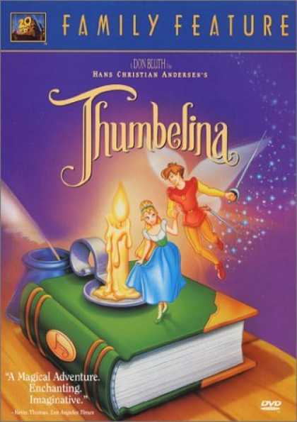 Bestselling Movies (2006) - Thumbelina by Gary Goldman