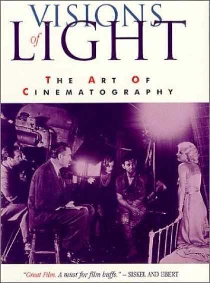 Bestselling Movies (2006) - Visions of Light: The Art of Cinematography by Todd McCarthy