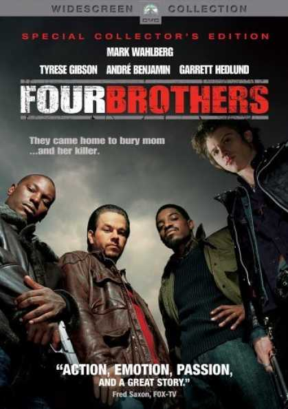 Bestselling Movies (2006) - Four Brothers (Widescreen Edition) by John Singleton
