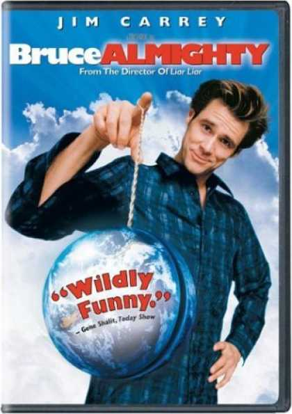 Bestselling Movies (2006) - Bruce Almighty (Widescreen Edition) by Tom Shadyac