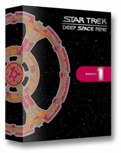 Bestselling Movies (2006) - Star Trek Deep Space Nine - The Complete First Season