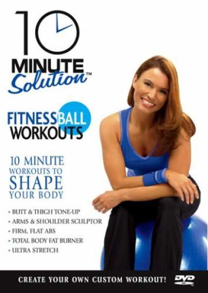 Bestselling Movies (2006) - 10 Minute Solution: Fitness Ball Workouts