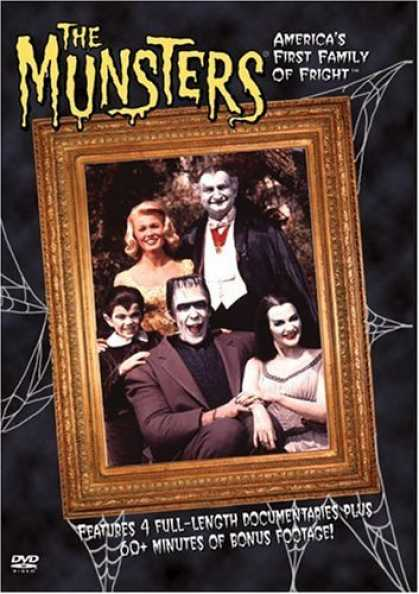 Bestselling Movies (2006) - The Munsters - America's First Family of Fright (Documentary) by Lawrence Willia