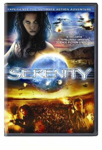 Bestselling Movies (2006) - Serenity (Full Screen Edition)