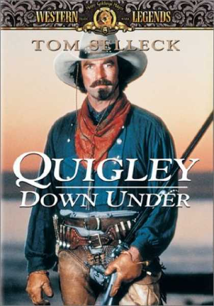 Bestselling Movies (2006) - Quigley Down Under by Simon Wincer