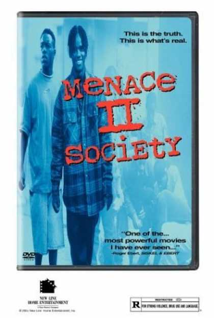 Bestselling Movies (2006) - Menace II Society by Allen Hughes
