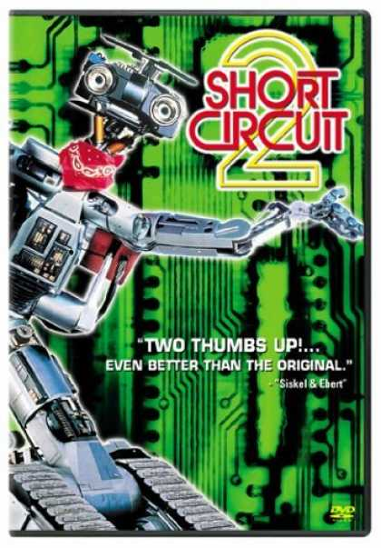 Bestselling Movies (2006) - Short Circuit 2 by Kenneth Johnson