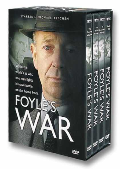 Bestselling Movies (2006) - Foyle's War: Set 1 (4pc)