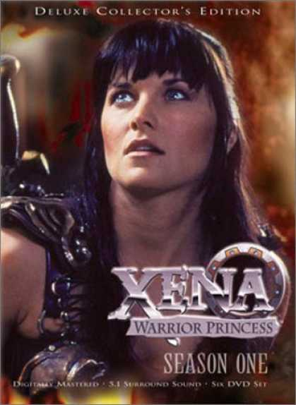 Bestselling Movies (2006) - Xena: Warrior Princess: Season One by T.J. Scott