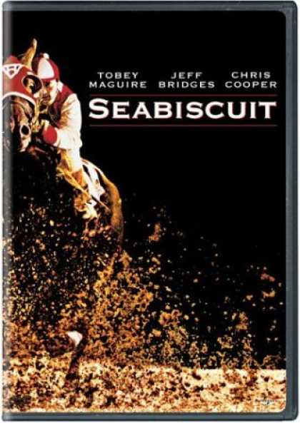 Bestselling Movies (2006) - Seabiscuit (Widescreen Edition)
