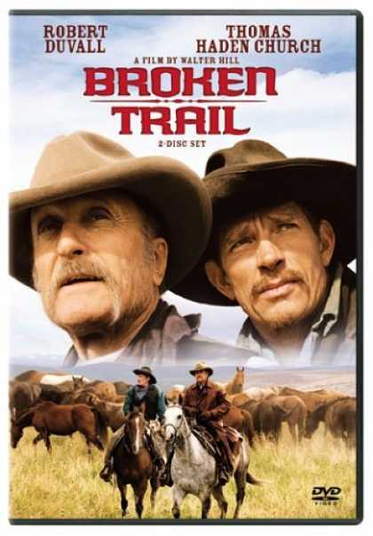 Bestselling Movies (2006) - Broken Trail by Walter Hill