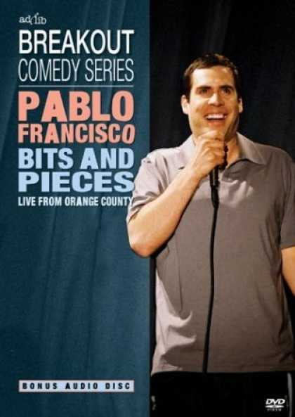 Bestselling Movies (2006) - Pablo Francisco - Bits And Pieces: Live From Orange County