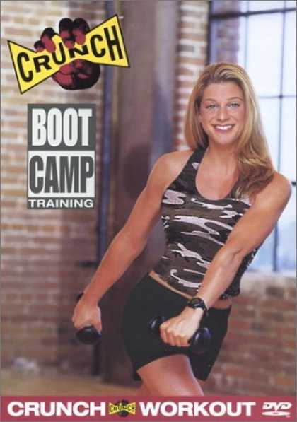 Bestselling Movies (2006) - Crunch - Boot Camp Training