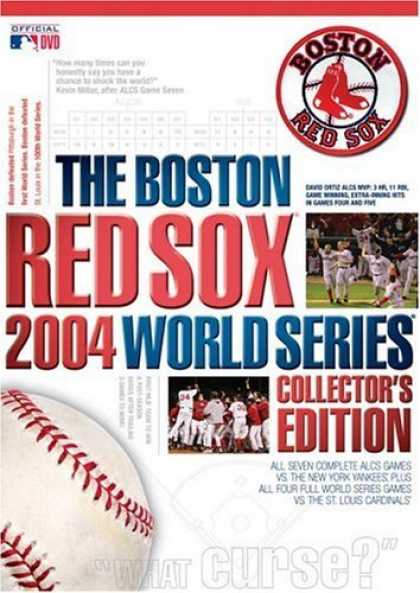 Bestselling Movies (2006) - The Boston Red Sox 2004 World Series Collector's Edition