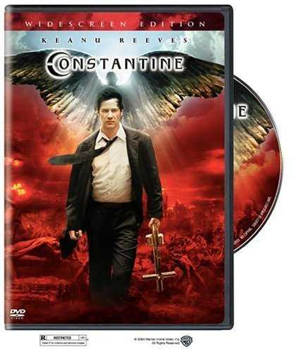 Bestselling Movies (2006) - Constantine (Widescreen Edition) by Francis Lawrence (II)