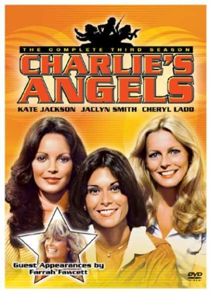 Bestselling Movies (2006) - Charlie's Angels - The Complete Third Season by Jaclyn Smith