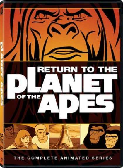Bestselling Movies (2006) - Return to the Planet of the Apes by Doug Wildey