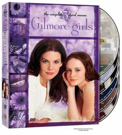 Bestselling Movies (2006) - Gilmore Girls - The Complete Third Season