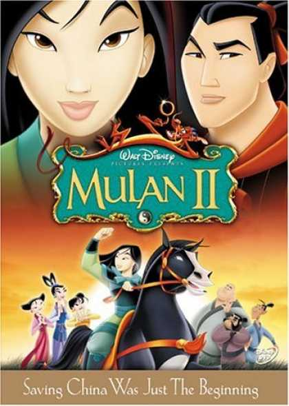Bestselling Movies (2006) - Mulan II by Darrell Rooney