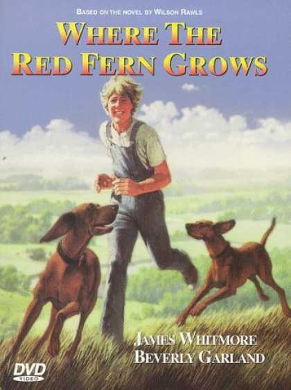Bestselling Movies (2006) - Where the Red Fern Grows by Norman Tokar