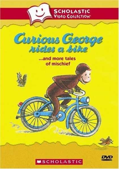 Bestselling Movies (2006) - Curious George Rides a Bike... and More Tales of Mischief (Scholastic Video Coll