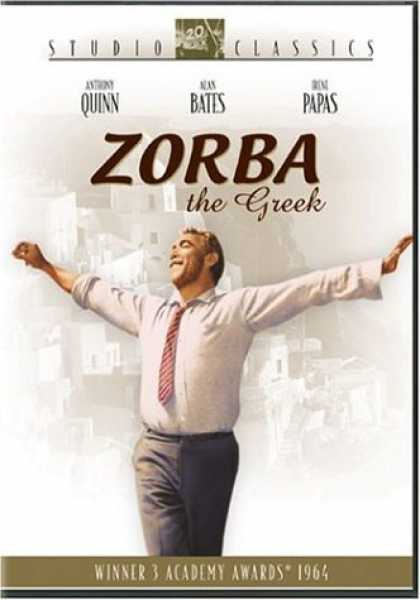 Bestselling Movies (2006) - Zorba the Greek by Michael Cacoyannis
