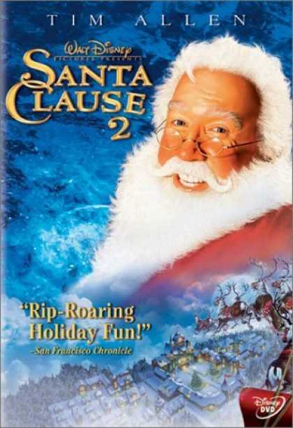 Bestselling Movies (2006) - The Santa Clause 2 - The Mrs. Clause (Widescreen Edition)