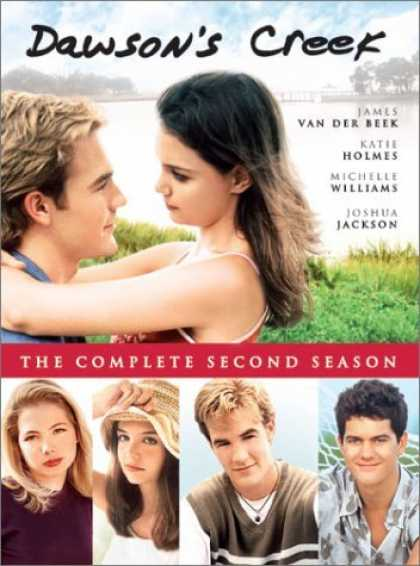 Bestselling Movies (2006) - Dawson's Creek - The Complete Second Season by Lev L. Spiro
