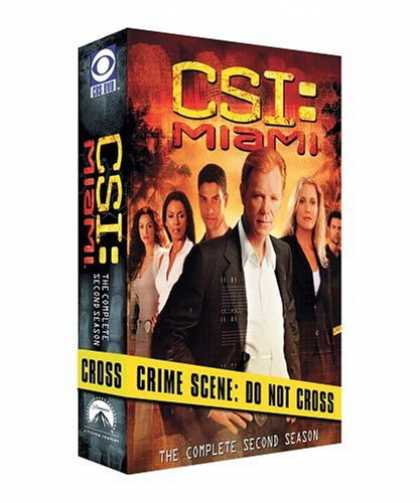 Bestselling Movies (2006) - C.S.I. Miami - The Complete Second Season by Mihai Mihalache