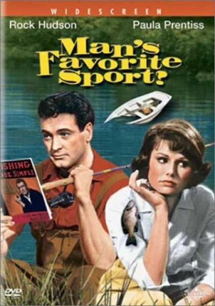 Bestselling Movies (2006) - Man's Favorite Sport? by Howard Hawks