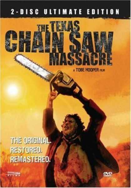 Bestselling Movies (2006) - The Texas Chainsaw Massacre (Two-Disc Ultimate Edition) by Tobe Hooper