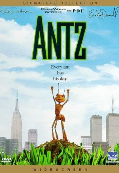 Bestselling Movies (2006) - Antz by Eric Darnell