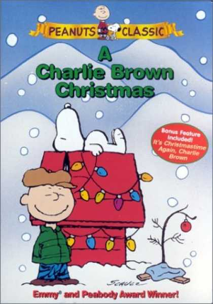 Bestselling Movies (2006) - A Charlie Brown Christmas by Bill Melendez