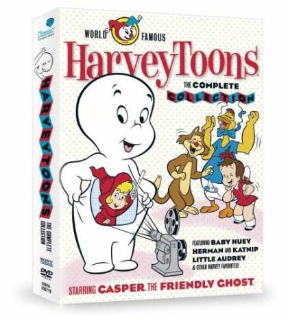 Bestselling Movies (2006) - Harvey Toons - The Complete Collection